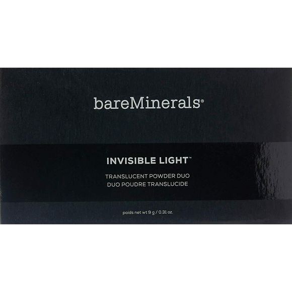 bareMinerals Invisible Light Translucent Powder